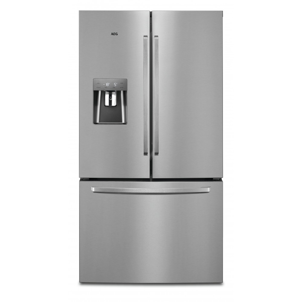 AEG RMB86321NX 1,776M A++ Inox Side by Side Reacondicionado