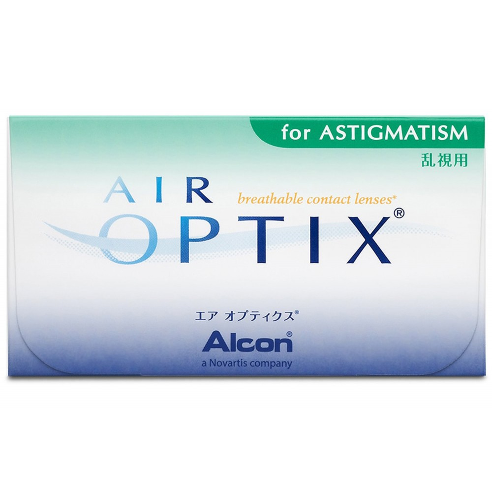 Air Optix Astigmatism 10040734 Lentes...