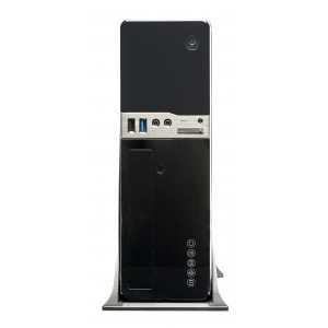 Unyka 2009 MATX Slim Micro ATX, PSU SFX 300W, USB 3.0 Caja PC Reacondicionado