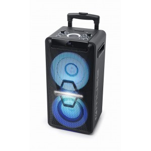 Muse Equipo High Power Bluetooth M-1920 DJ, NFC, CD MP3, 300W Reacondicionado