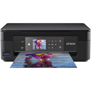 Epson Expression Home XP-452, WiFi, WiFi Direct, Pantalla LCD Embalaje Deteriorado