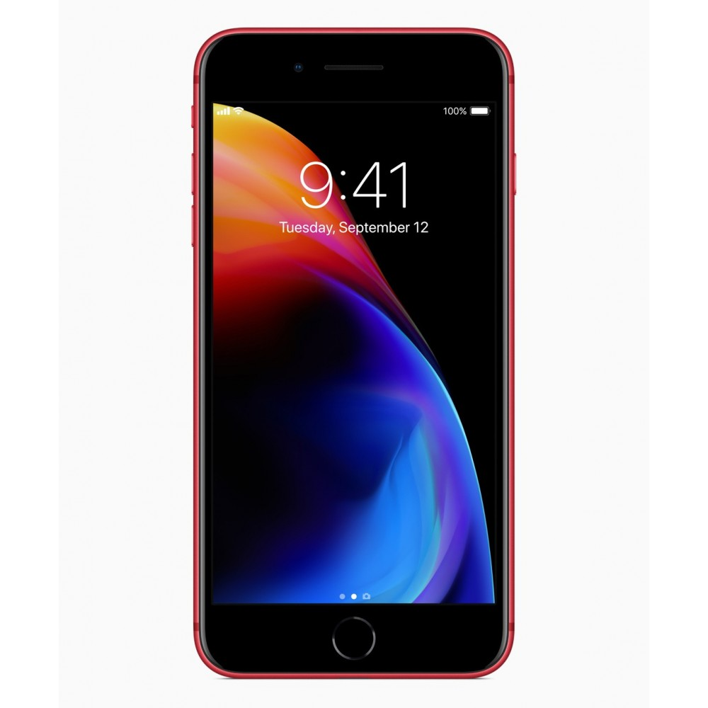 Apple iPhone 8 Plus 256GB Rojo Special Edition Reacondicionado Grado A