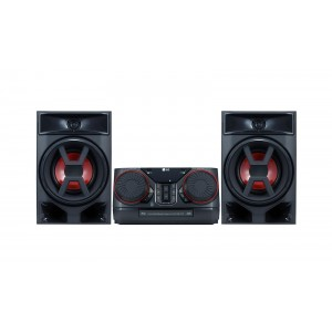 LG XBOOM CK43 300W Bluetooth DJ Microcadena Hi-Fi Grado A Reacondicionado