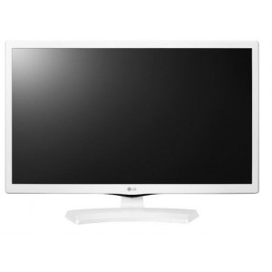 LG 24MT41DW-WZ 24 IPS 5ms 60Hz Blanco Monitor-TV Grado B Reacondicionado