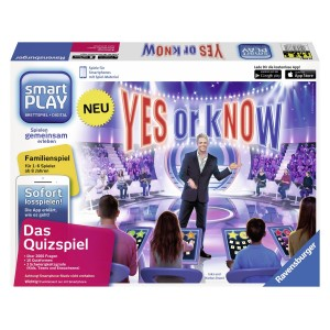 Ravensburger Yes or Know -...