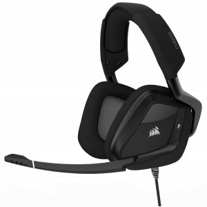 Corsair Void Pro RGB USB Auriculares Gaming 7.1 Negro Reacondicionado