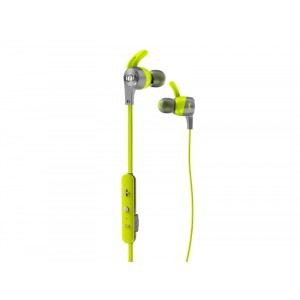 Monster iSport Achieve Auriculares In-Ear Inalámbricos Bluetooth, Verdes