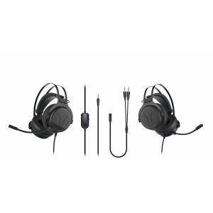 Medion 50058530 Auricular Gaming 7.1 Reacondicionado