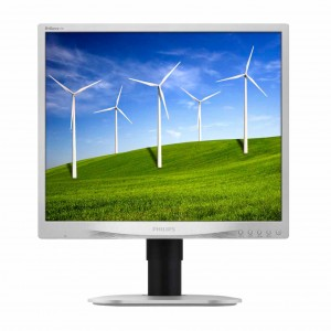 Philips Brilliance Monitor 19 LED LCD TFT 5ms Caja Abierta