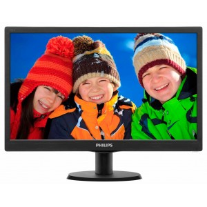 Philips 193V5LSB2 18.5 HD TFT 5ms 60Hz Reacondicionado