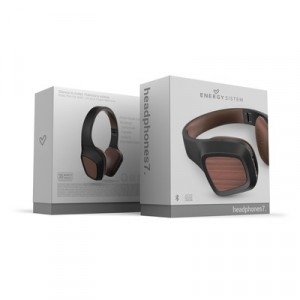 Energy Sistem 443154 Headphones 7 Bluetooth ANC (Active Noise Cancelling), Bluetooth Reacondicionado