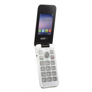 Alcatel OneTouch 2051D 2.4 2Mpx White Reacondicionado