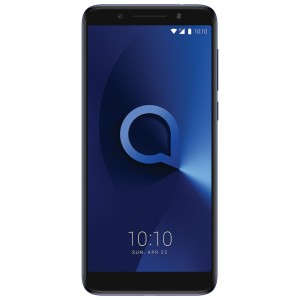 Alcatel 3X 5.7 Quadcore 3GB 32GB 16+8Mpx Metal Blue Reacondicionado