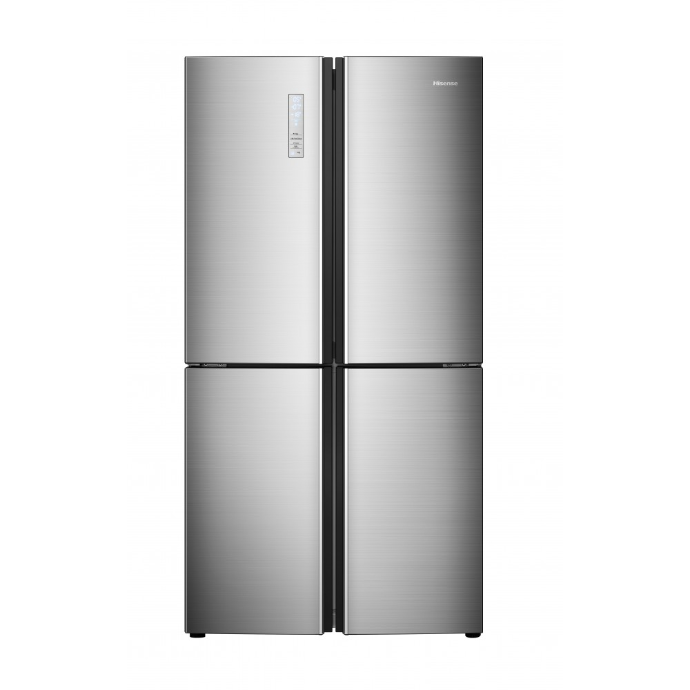 Hisense RQ689N4AC2-B 1,81 A++ No Frost Inox Side by Side Reacondicionado