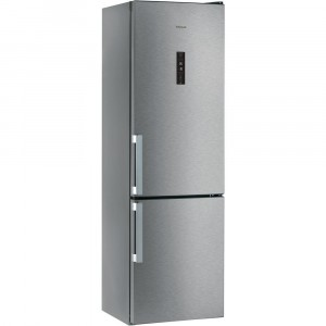 Whirlpool WTNF 93Z MXH Nevera Combi, Total No Frost, A+++, 2,01M, Display Touch, Inox