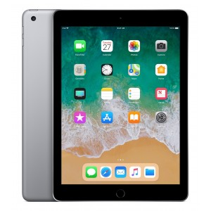 Apple iPad 9.7 (2018) WiFi 32 GB Space Grey Reacondicionado