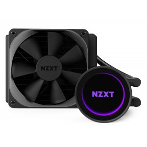 NZXT Kraken M22 Kit Refrigeración Líquida RGB 120 mm Reacondicionado
