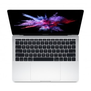 Apple MacBook Pro 2017 i5 8GB 256GB 13 Plata Reacondicionado