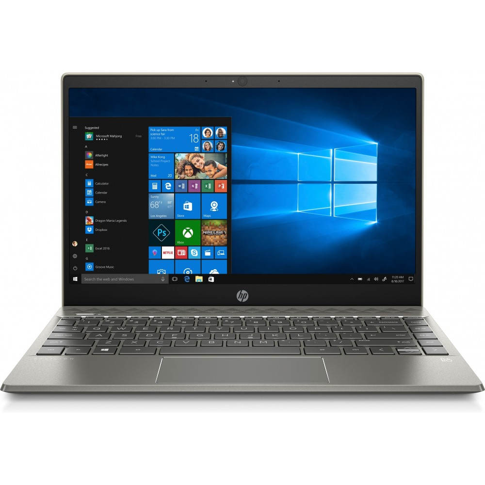 HP Pavilion 13-an0001ns i7-8565U 8GB 256GB SSD 13.3 Portátil Reacondicionado