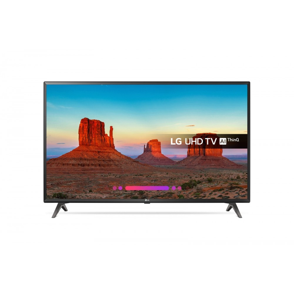 LG 49UK6300PLB 49 LED 4K UHD SmartTV WiFi Reacondicionado