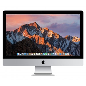 Apple iMac 2017 i5 3.4GHz 8GB 1TB Radeon Pro 570 4GB 27 5K Retina Reacondicionado