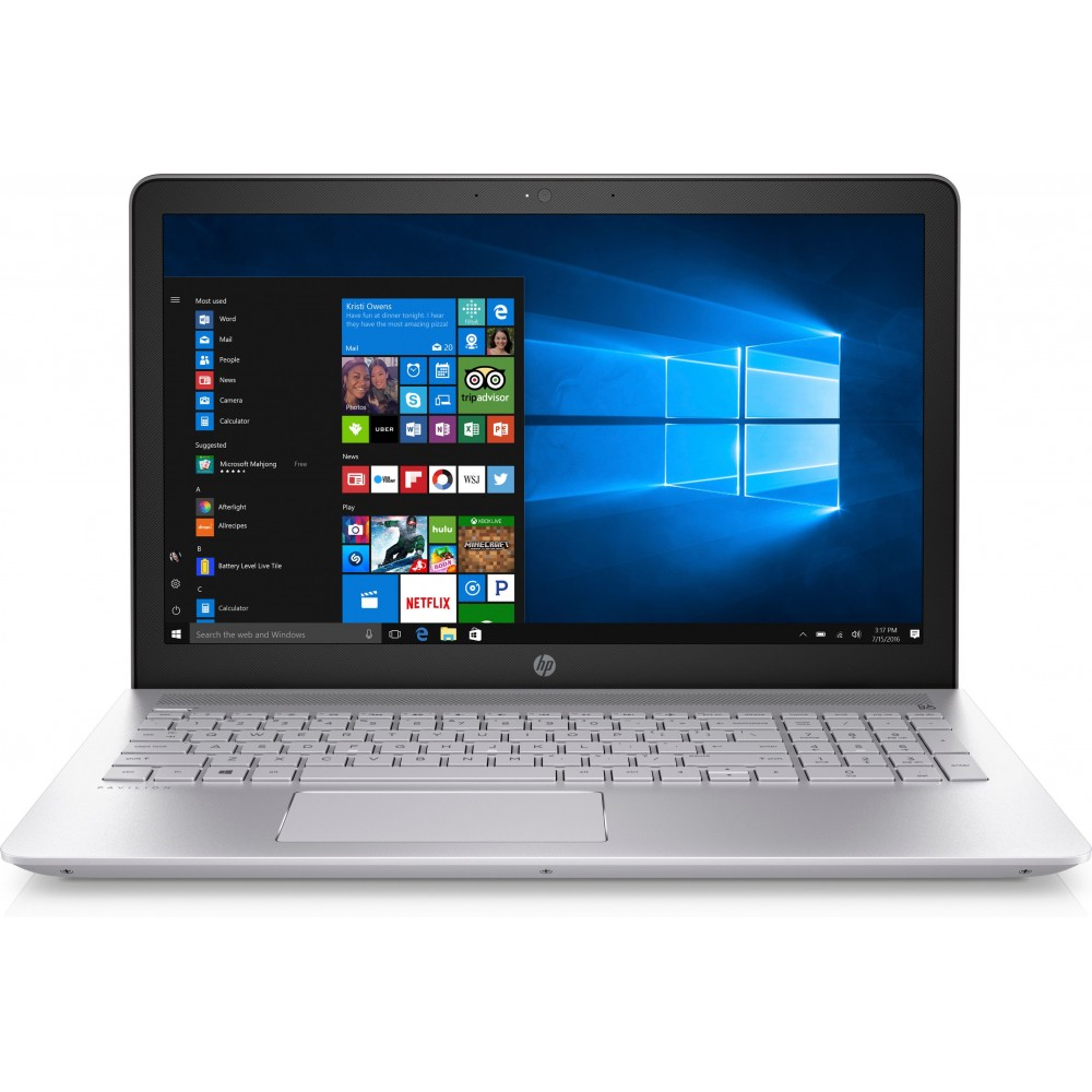 HP Pavilion 15-cc577nz i7-7500U 16GB 1TB 256GB SSD 15.6 Reacondicionado