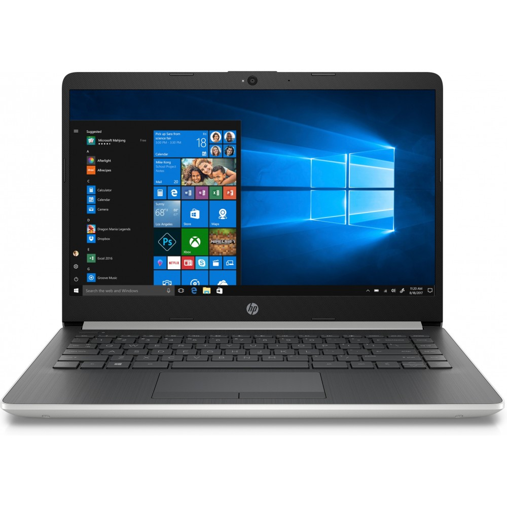 HP 14-cf0007nx i5-8250U 8GB 1TB 16GB OPTANE 14.0 R 530 Reacondicionado
