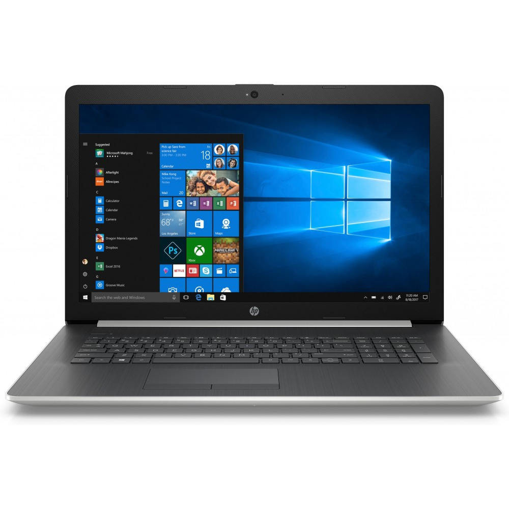 HP 17-by0032nf i3-7020U 4GB 1TB 17.3 R5 520 Reacondicionado