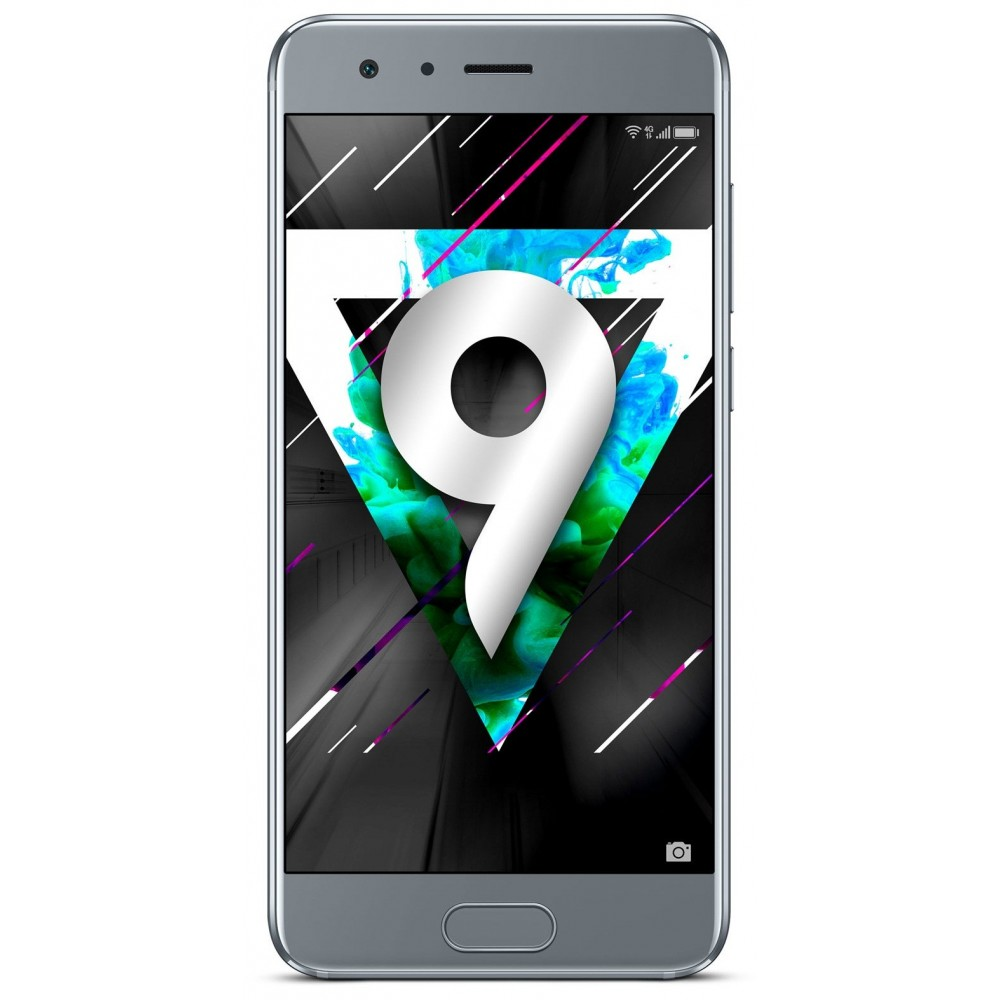 Honor 9 5.2 OctaCore 4GB 64GB 20Mpx+12Mpx Plata