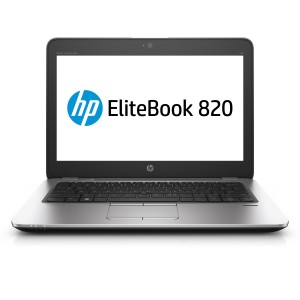 HP EliteBook 820 G4 i5-7200U 8GB 256GB SSD 12.5 Reacondicionado