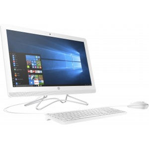 HP 24-e015nl A9-9400 8GB 1TB 23.8 W10 AIO Reacondicionado