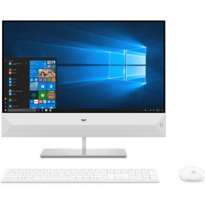 HP Pavilion 27-xa0707nz i7-8700T 8GB 256SSD 27 W10 AIO Reacondicionado