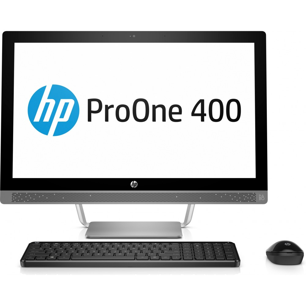 AIO HP ProOne 440 G3 i5-7500T 8GB 256SSD 23.8 Reacondionado