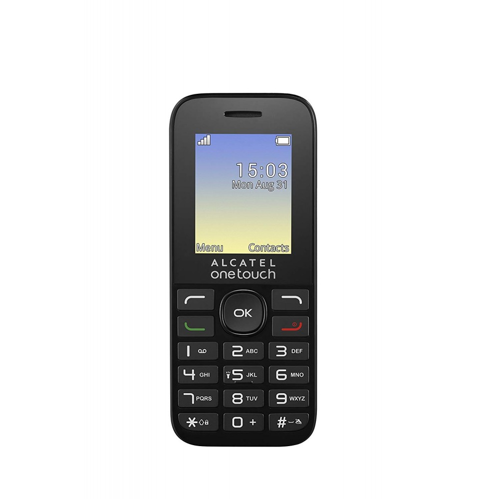 Alcatel Onetouch 1016D 1.8/4MB Negro