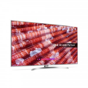 LG 43UK6950PLB 43 LED 4K UHD SmartTV WiFi Golpe en carcasa Reacondicionado