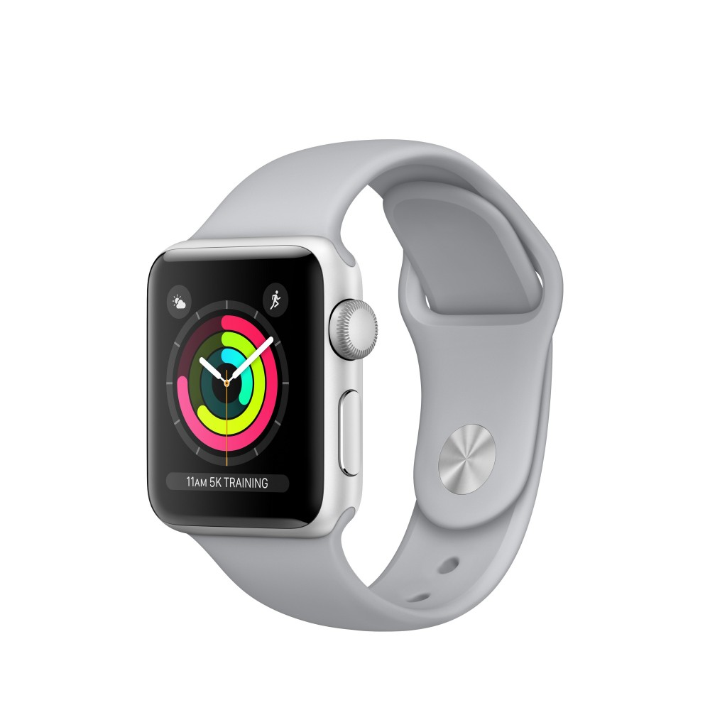 Apple Watch Series 3 38MM Plata Reacondicionado