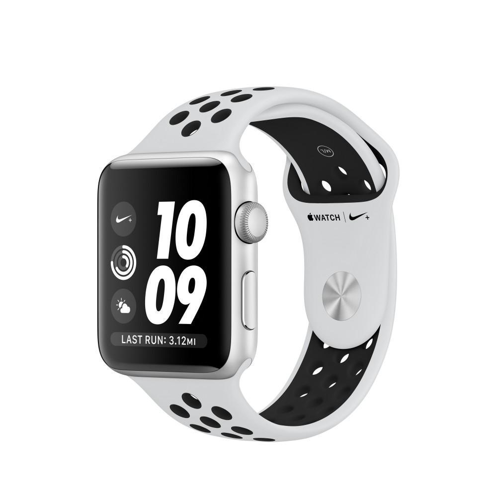 Apple Watch Series 3 Nike+ 42MM Plata Reacondicionado