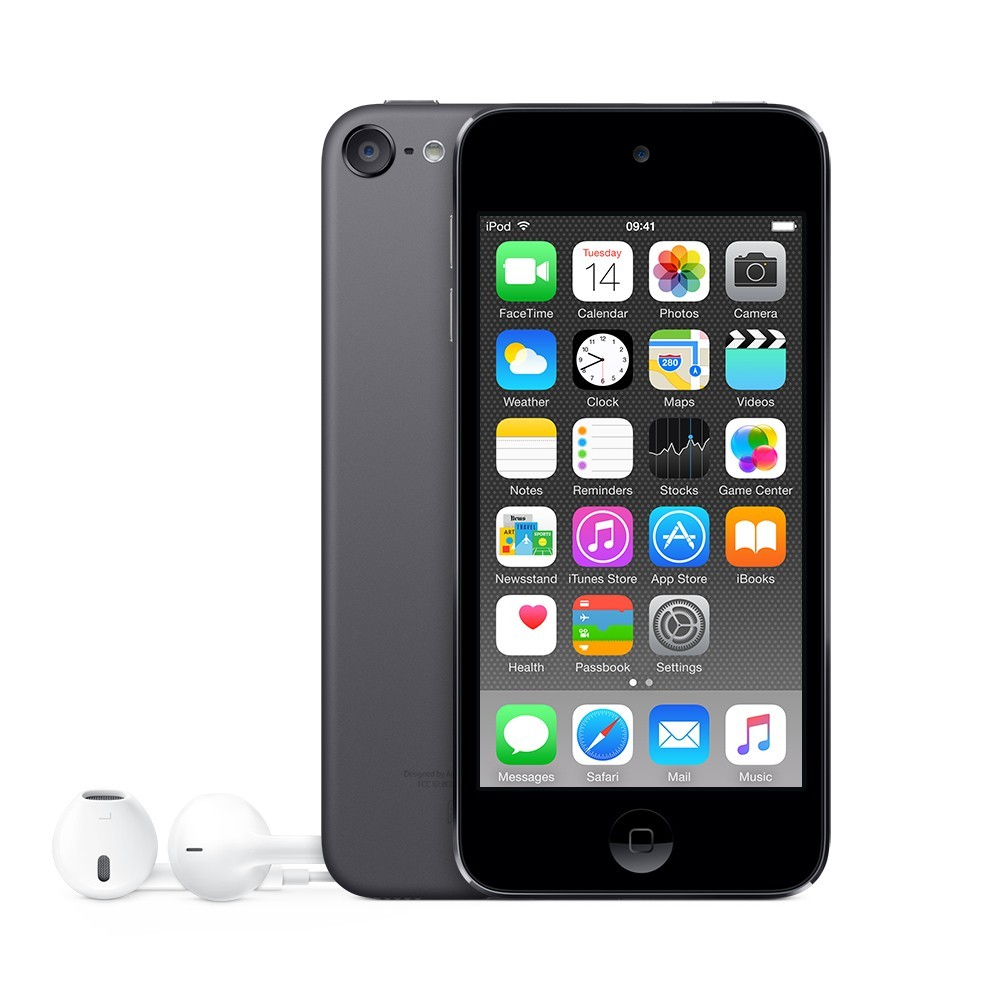 Apple iPod Touch 32GB Gris Espacial Reacondicionado