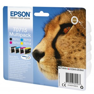 Epson C13T07154022 Cartucho de tinta Reacondicionado