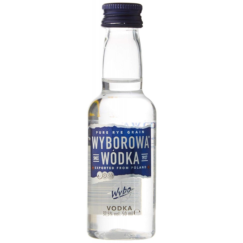 Wyborowa Vodka - 50 ml