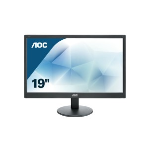 AOC E970SWN 18.5 HD TFT 5ms 60Hz Pixel en pantalla Reacondicionado