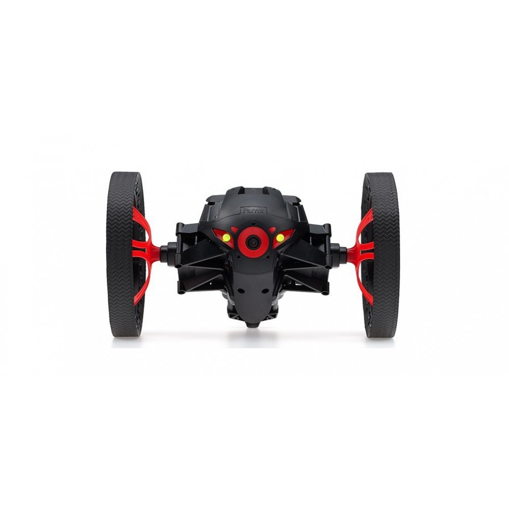Parrot Jumping Sumo Negro - Dron terrestre 4GB, 7 Km h