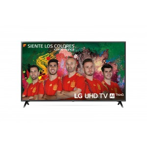 LG 50UK6300PLB 48.5 LED 4K UHD Smart TV Wifi Reacondicionado