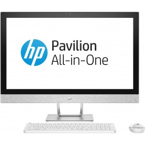 HP Pavilion 27-r129ns 3-8100T 8GB 128GB SSD 27 W10 Reacondicionado