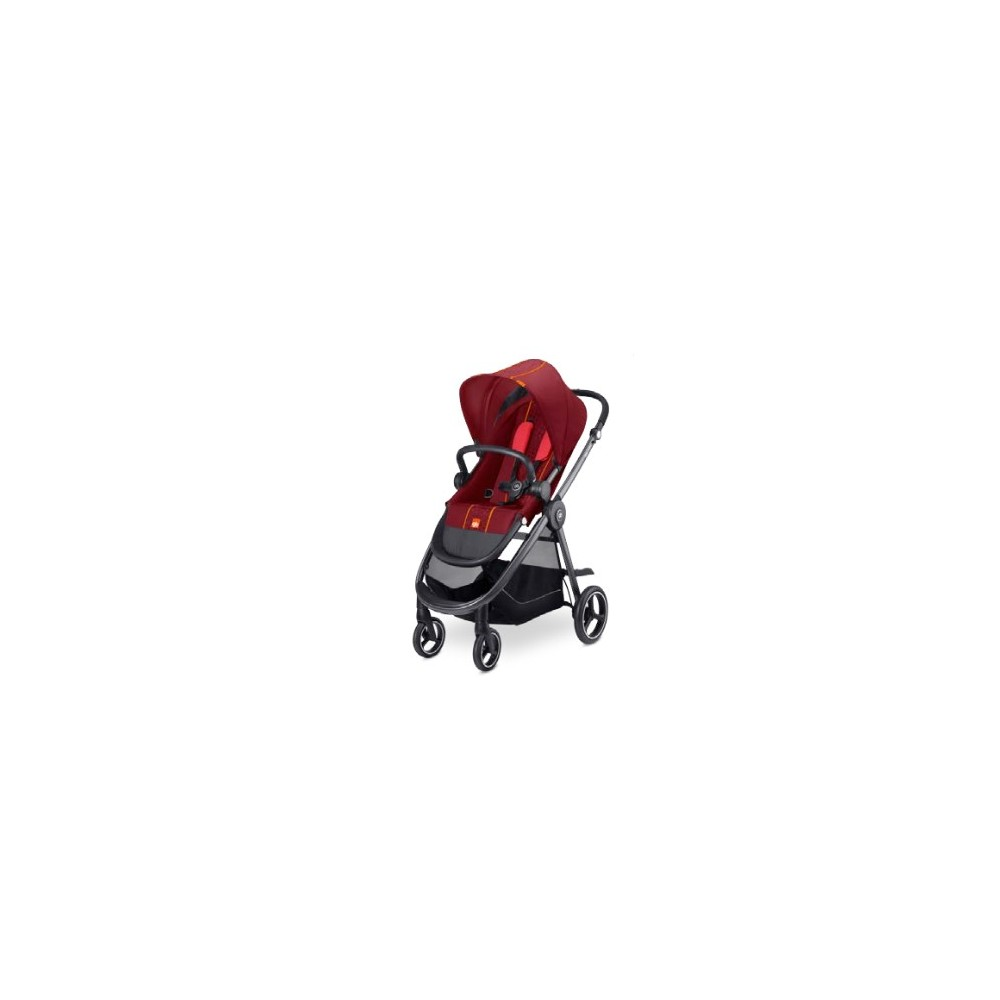 GoodBaby 1703496031 - silla de paseo beli air 4 dragon red gb 6m+ Reacondicionado