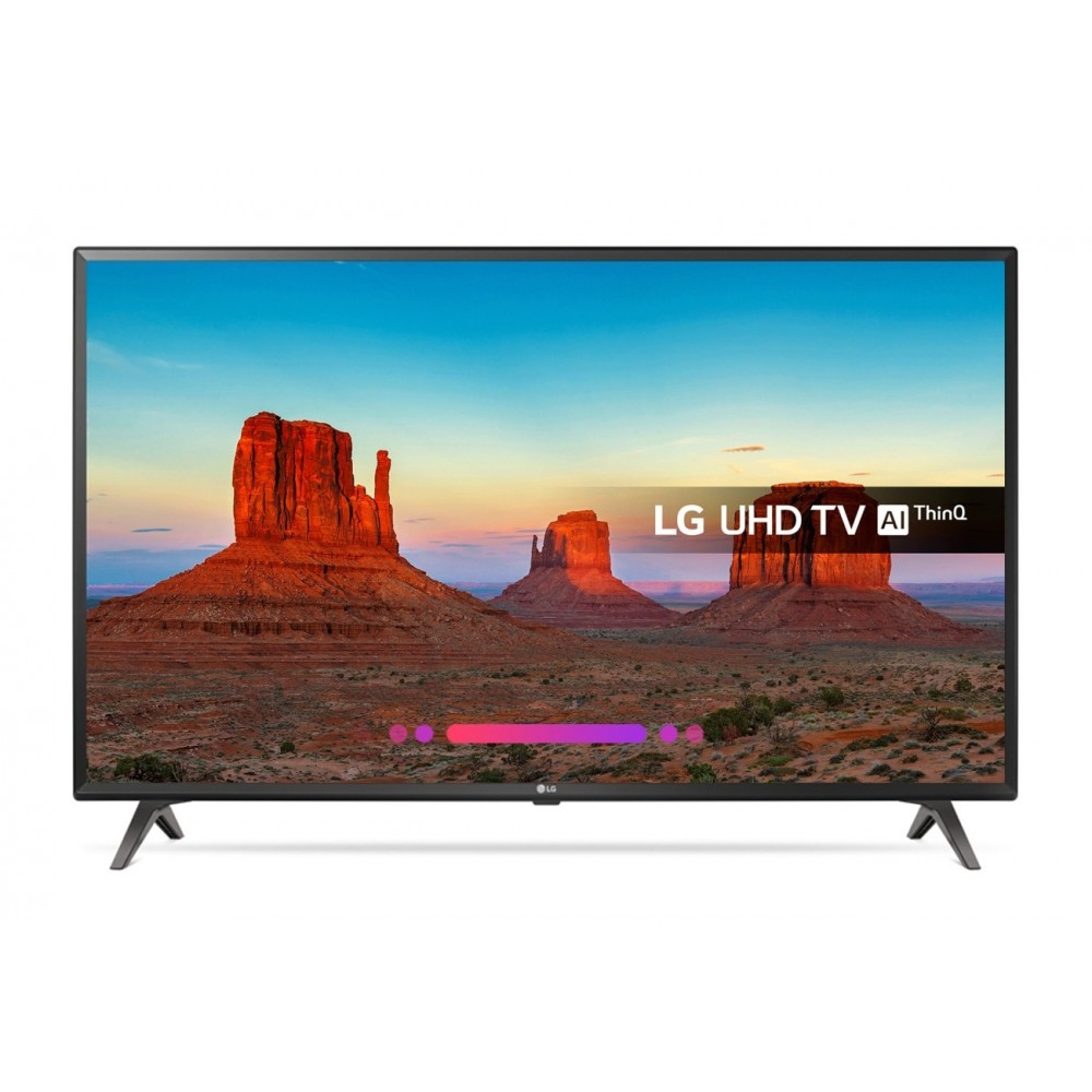 LG 43UK6300 43 LED 4K UHD Smart TV