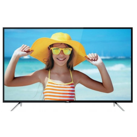 TCL U49P6066 49 LED 4K UHD Smart TV Reacondicionado