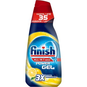 Finish Power Gel Detergente...