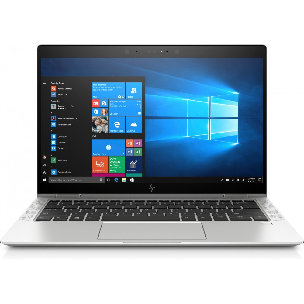 HP EliteBook x360 1030 G3 i5-8250U 8GB 256SSD 13.3 W10 PRO Táctil Reacondicionado