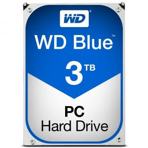 Western Digital 3TB 3.5 Disco Duro Reacondicionado